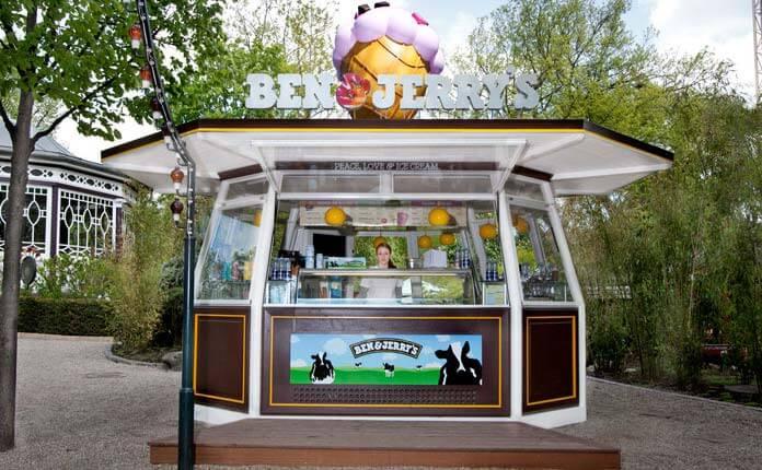 Ben & Jerrys Tivoli